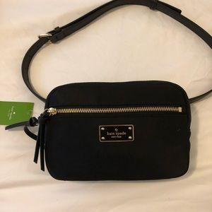 Kate Spade Belt Bag (black)